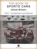 The Book of Sports Cars - (Great Britain)