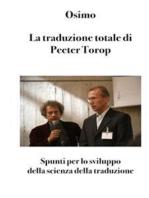 La traduzione totale di Peeter Torop