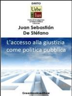Accesso alla giustizia come politica pubblica