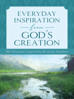Everyday Inspiration from God's Creation