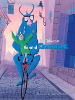 The Art of Monster, Inc.