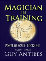 Magician In Training (Poses of Power, #1)