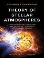 Theory of Stellar Atmospheres