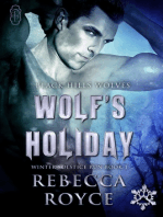 Wolf's Holiday (Black Hills Wolves book 31)