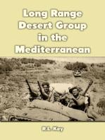 Long Range Desert Group In the Mediterranean