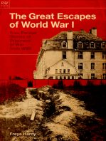 The Great Escapes of World War I