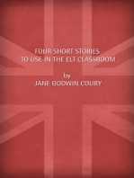 Four short stories to use in the ELT classroom