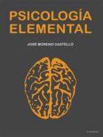 Psicología Elemental