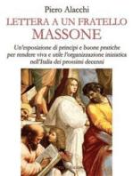 Lettera a un fratello Massone