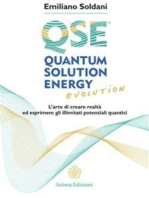 Quantum Solution Energy Evolution
