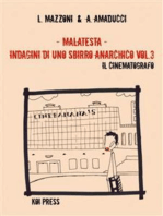 Malatesta - Indagini di uno sbirro anarchico (Vol.3)