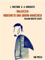 Malatesta - Indagini di uno sbirro anarchico (Vol.6)
