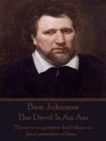 The Devil Is An Ass