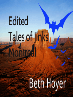 Edited Tales of Jinks Montreal