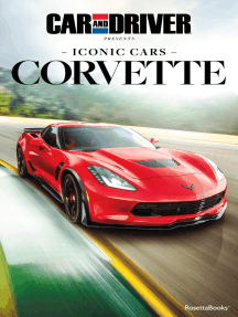 Car and Driver Iconic Cars: Corvette