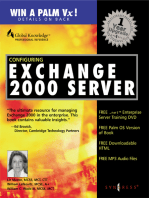 configuring exchange server 2000