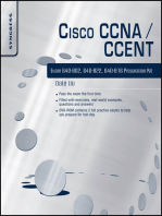 Cisco CCNA/CCENT Exam 640-802, 640-822, 640-816 Preparation Kit