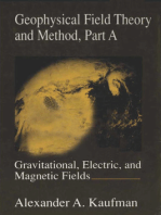 Geophysical Field Theory and Method, Part A