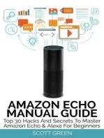Amazon Echo Manual Guide