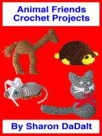 Animal Friends Crochet Projects