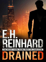 Drained: An Agent Hank Rawlings FBI Thriller, #1