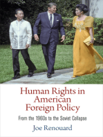 Human Rights in American Foreign Policy