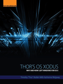 Thor's OS Xodus: Why And How I Left Windows For OS X