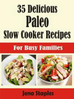 35 Delicious Paleo Slow Cooker Recipes For Busy Families