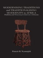 Modernising Traditions and Traditionalising Modernity in Africa