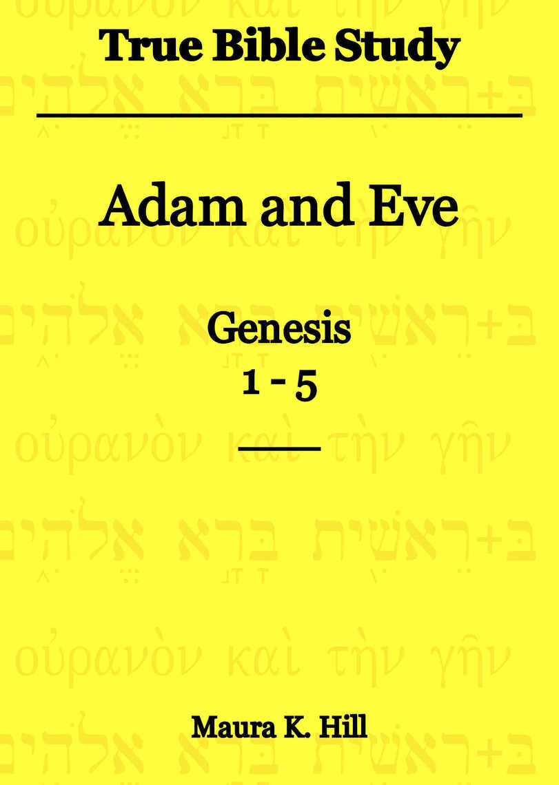 Adam Bible Character - Father of the Human Race