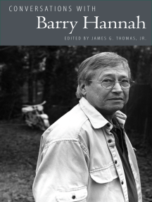 Conversations with Barry Hannah