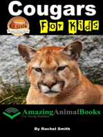 Cougars For Kids