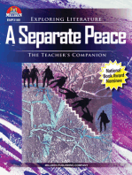 A Separate Peace: The Teacher's Companion
