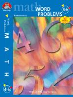Word Problems Gr 4-6