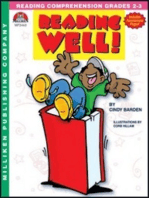 Reading Well - Grades 2-3