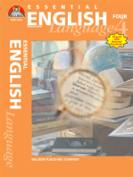 Essential English - Grade 4