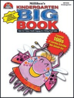 Kindergarten Big Book