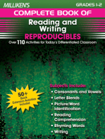 Milliken's Complete Book of Reading and Writing Reproducibles - Grades 1-2