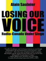 Losing Our Voice