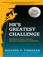 HR's Greatest Challenge