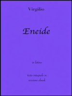 Eneide di Virgilio in ebook