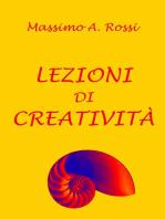 Lezioni di creatività