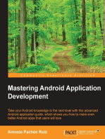 Mastering Android Application Development