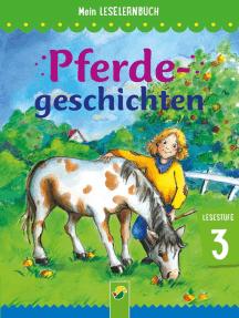 Pferdegeschichten: Mein Leselernbuch: Lesestufe 3