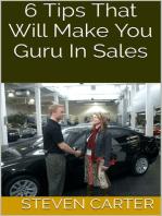 6 Tips That Will Make You Guru In Sales