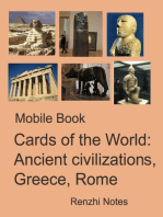 Mobile Book Cards of the World