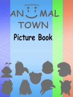 Aniimal Town Picture Book