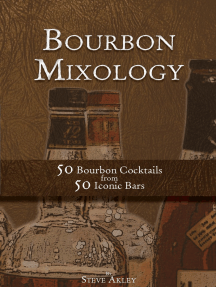 Bourbon Mixology 50 Bourbon Cocktails from 50 Iconic Bars