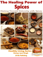 The Healing Power of Spices