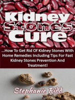 Kidney Stones Cure